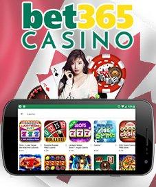 Bet365 Casino playcasinonow.ca